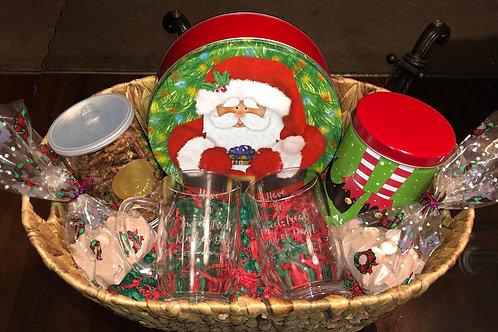 Chacon's Sweet Treats and Good Eats 2018 Christmas Baskets