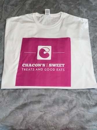 Chacons Sweet Treats and Good Eats T-Shirt