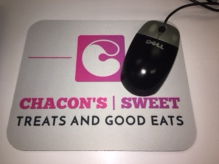 Chacon's Sweet Treats and Good Eats Mouse Pad