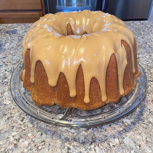 Million Dollar Caramel Pound Cake