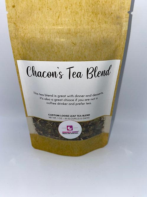 Chacons Tea Blend