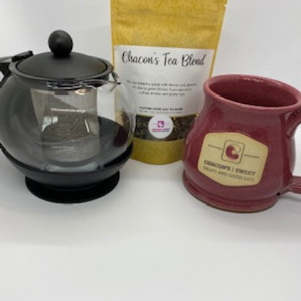 Chacons Sweet Treats and Good Eats Tea Bundle