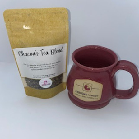 Chacons Tea Blend with Mug