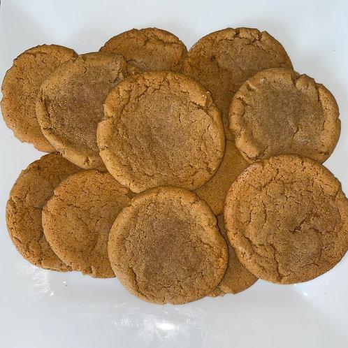 Mona's Spice Cookies