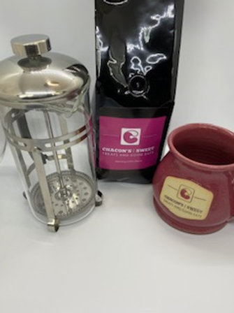 Chacons Morning Blend Coffee Silver Bundle