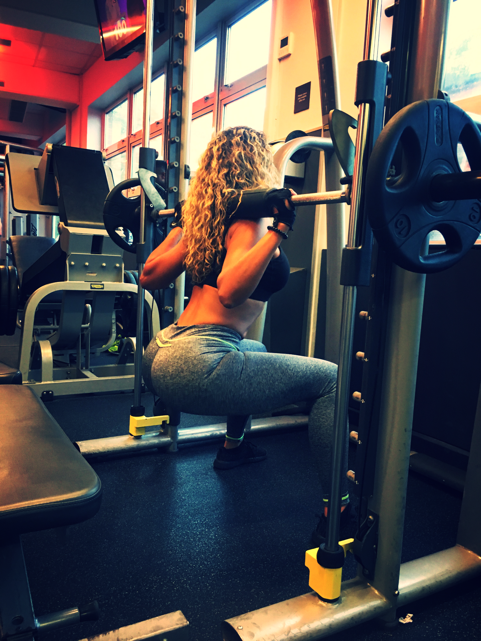 Glutes, Glutes, Glutes…