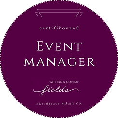 Badge Certifikovaný Event Manager_Academ