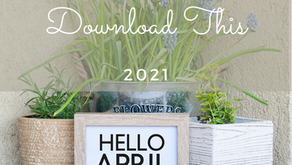 Spring into action with these amazing downloads
