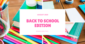 Back to School Edition