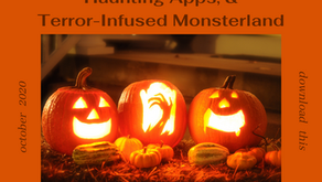 Time for ghoulish games, haunting apps & terror-infused Monsterland!