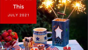 4th of July Survival, Watch Movies and TV for FREE & an App for Garage Sales