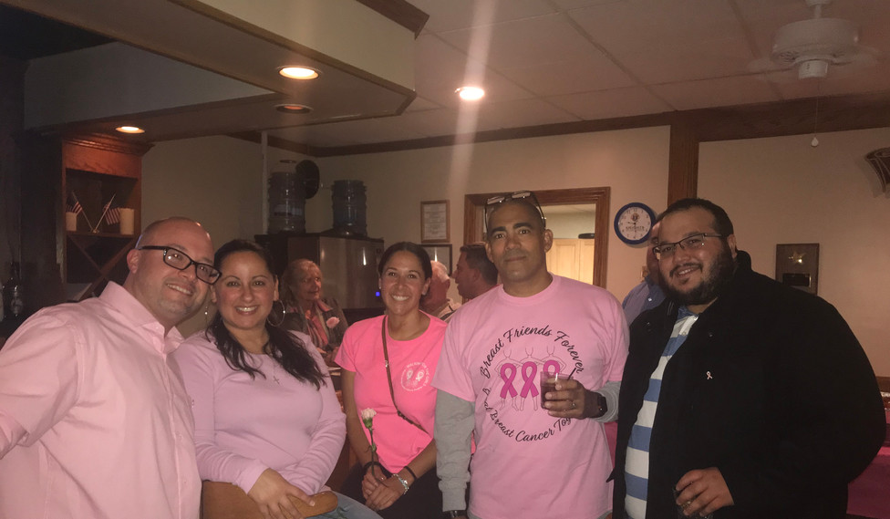 Breast Cancer Awareness Fundraiser