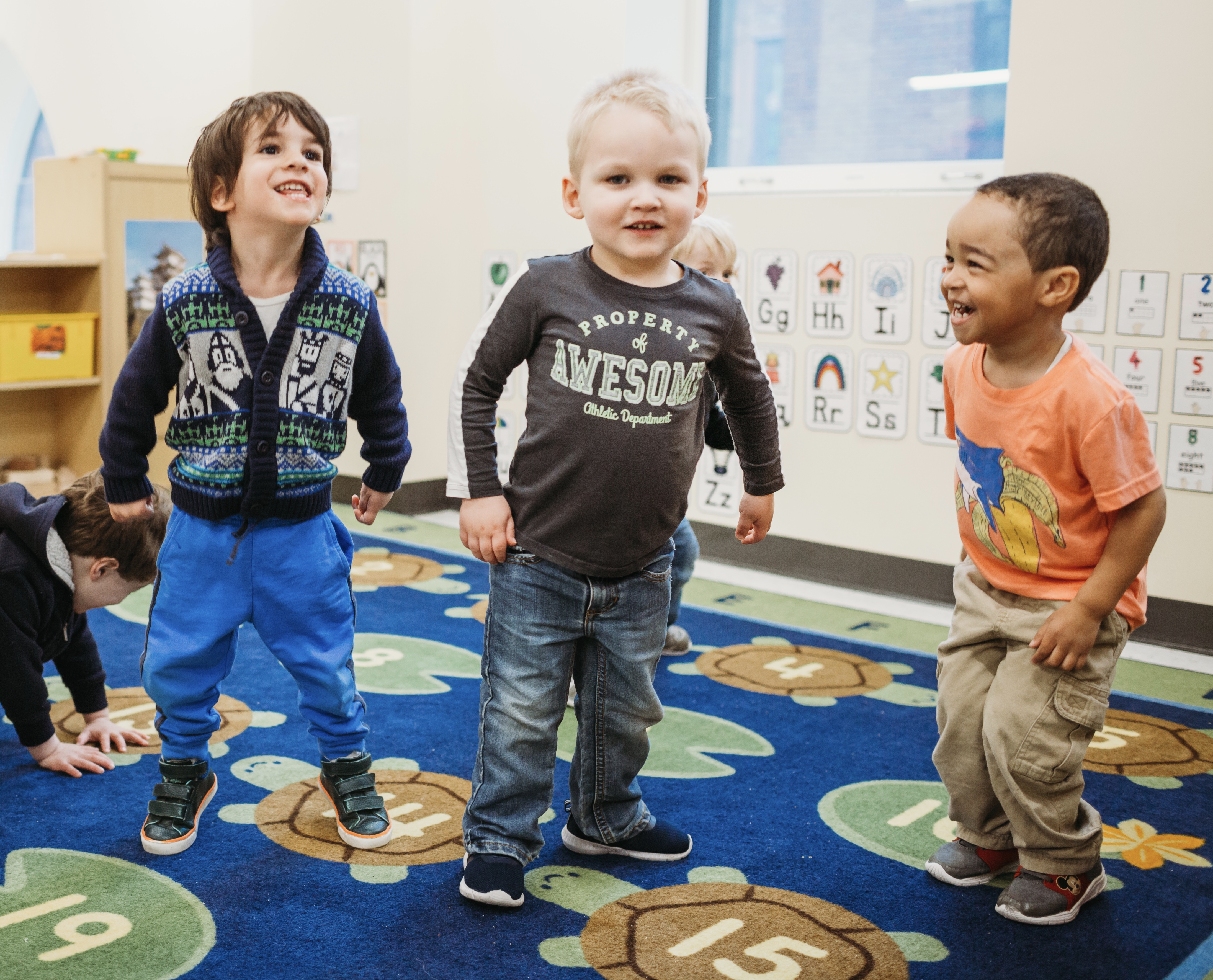Early Childhood Education And Care | Ellis | United States