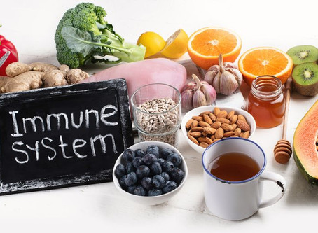 FOODS TO KEEP YOUR IMMUNE SYSTEM HEALTHY