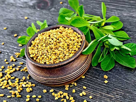 FENUGREEK: THE BITTER MIRACLE WORKER