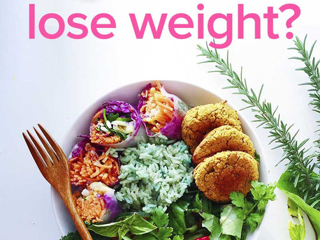 VEGAN DIET FOR WEIGHT LOSS