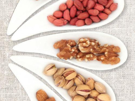 GO NUTS TO STAY HEALTHY