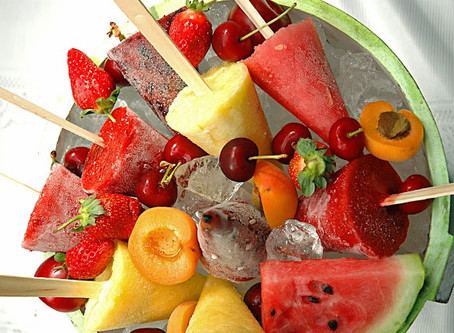 SUMMER FOODS TO BOOST IMMUNITY