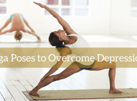 YOGA TO OVERCOME DEPRESSION