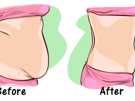 6 TIPS TO REDUCE BELLY FAT