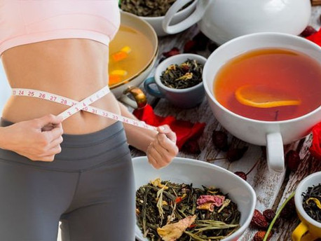 TEAS TO REDUCE BELLY FAT FAST