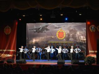 155 лет Западному Военному Округу