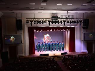 100 лет Академии Связи