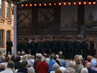 Акция памяти жертв блокады Ленинграда