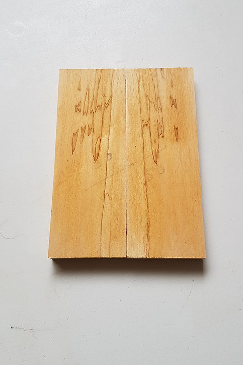 Book matched spalted Beech ref 50