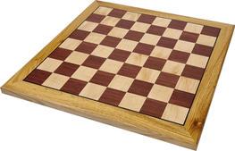 chess board purple heart
