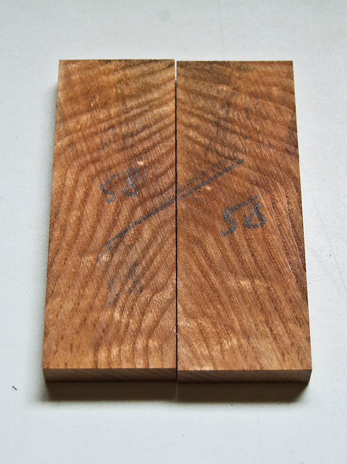 Book matched Ash scales ref 58