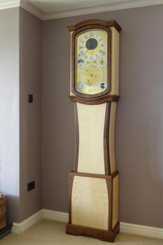 long case clock