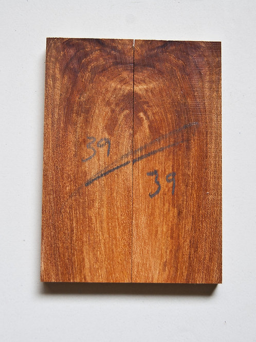 Book matched Elm scales ref 39