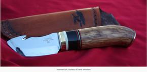 Mountain Ash handle