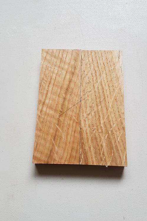 Book matched qs Oak scales ref 88