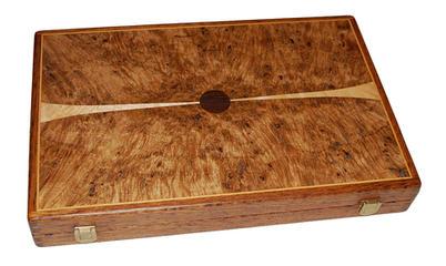 backgammon box