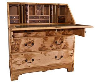 Pippy Oak Bureau