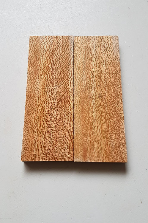 Lacewood scales (not book matched) ref 54