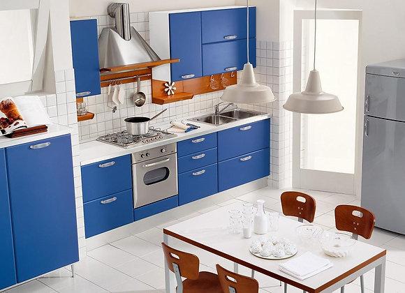 Кухонный гарнитур-Эмаль (Италия)
