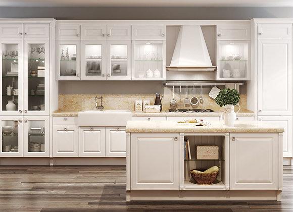 Кухонный гарнитур- Итальянская эмаль