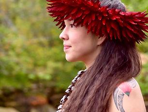 Meghan Chung Ware Hawaiian Hula Dancer