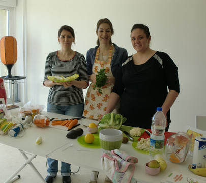 PAP Atelier Nutrition Suzanna, Laetitia,