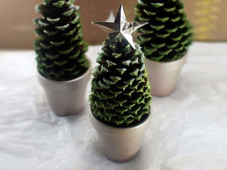 My favourite Christmas crafts