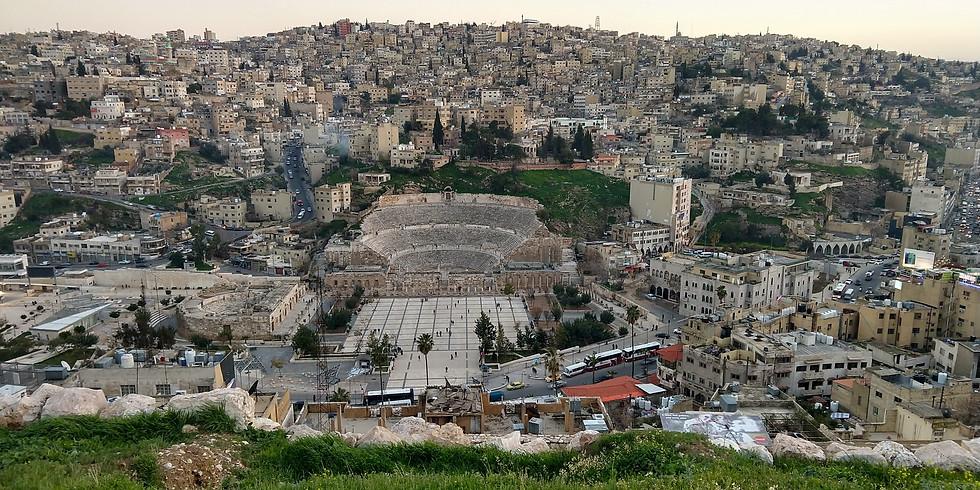 Ithraa Workshop Amman