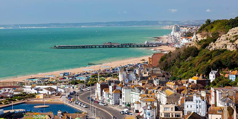 Hike: Hastings to Winchelsea (with Beach Clean)