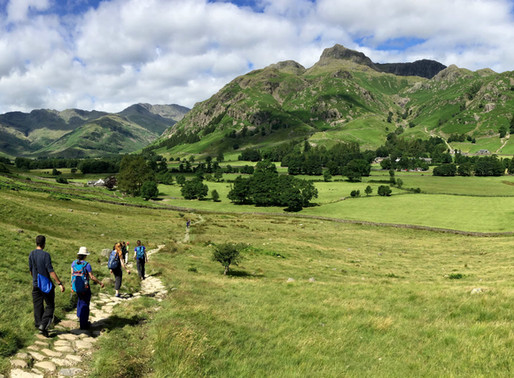 Missing summer already: Our Lake District Trip
