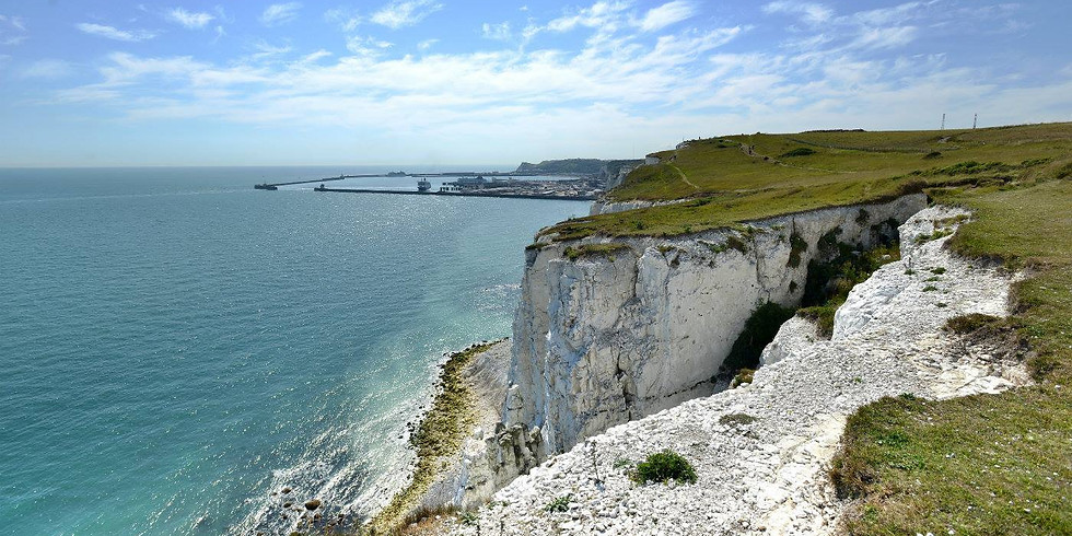 Hike: Dover to Deal