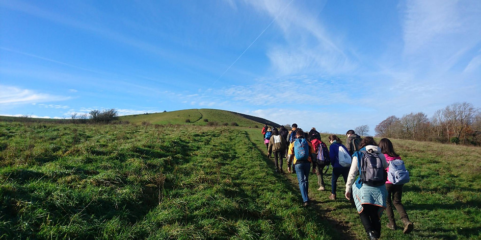 Project Active Hike: Hassocks & Windmills