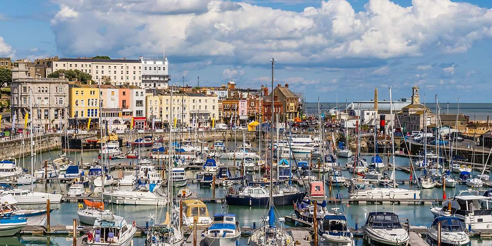 Hike: Ramsgate to Margate (with Garden Volunteering)