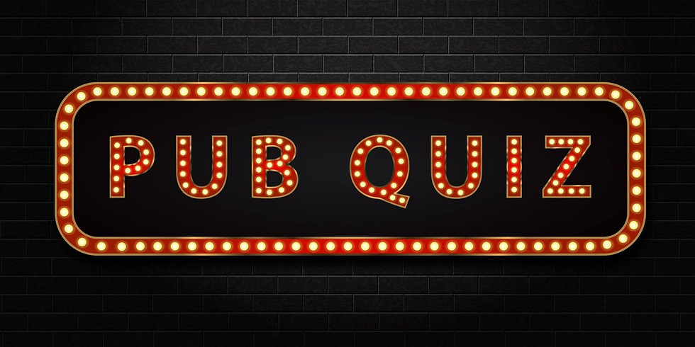Meet the Committee and Virtual Pub Quiz